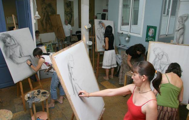 Academia de arte