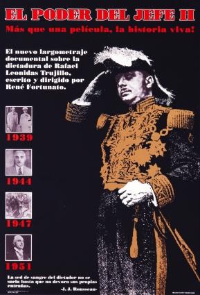 """""""El Poder del Jefe II"""". Cartel de Carlos Sangiovanni"""