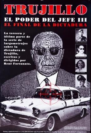 """""""El Poder del Jefe III"""". Cartel de Carlos Sangiovanni"""