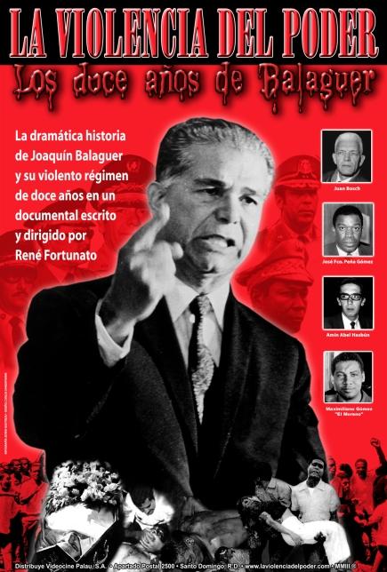 """""""La Violencia del Poder"""". Cartel de Carlos Sangiovanni"""