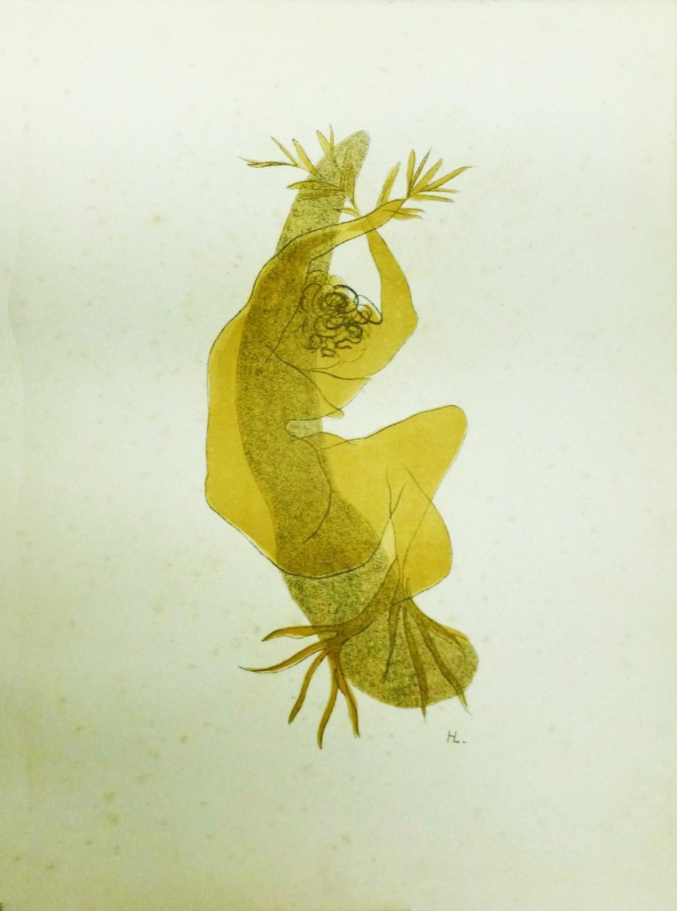Daphné. Henri Laurens
