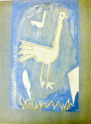 Frontispice. Georges Braque